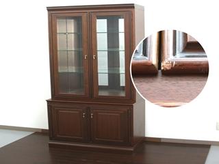 家具・建具のキズ補修・塗装